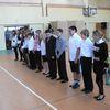 Pasowanie uczniów klas pierwszych Gimnazjum w Bisztynku