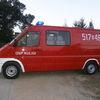 Nowy wóz bojowy dla strazaków z Kulig