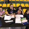 Turniej minikoszykowki z okazji 65. lecia Zespołu Szkół nr 1 w Nidzicy