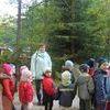 Zaporowo, wycieczka do lasu