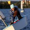 Martyną Mik najlepszą żeglarką w klasie Optimist
