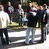 Protest mieszkańców ulicy Wojska Polskiego