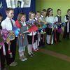 Ślubowanie pierwszaków w szkole w Grzędzie