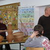 Uczniowie szkoły w Lipinkach uczestniczą w zajeciach pozalekcyjnych