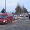 Długie powroty z cmentarza w Ostródzie