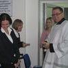 Otwarcie i poświęcenie nowej kaplicy w szpitalu w Olecku