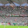 Juniorzy Motoru na meczu ekstraklasy Legia-Jagiellonia