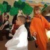 Czerwony Kapturek uczył przedszkolaki jak dbać o zdrowie