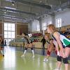 Turniej Piłki Siatkowej Dziewcząt Szkół Ponadgimnazjalnych w Suwałkach