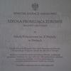 Szkoła Podstawowa w Pieckach z certyfikatem
