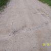 Stan drogi w Marcinkowie