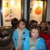 Frombork, przedszkolaki w planetarium