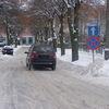 Nowa organizacja ruchu drogowego przy Urzędzie Miejskim w Piszu
