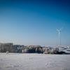 Piękne oblicza zimy w okolicach Lubawy