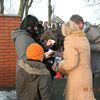 20 wolontariuszy w Lelkowie