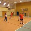 XII rozgrywki w halową piłkę nożną w gimnazjum w Bisztynku
