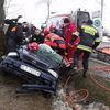 Wypadek pod Szydłowem – trzy kobiety ranne