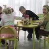 Maluchy z Przedszkola nr 2 w Mławie bawiły się na Balu Przebierańców
