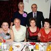 Spotkanie karnawałowe emerytów
