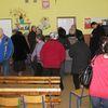 Spotkanie mieszkańców wsi Mazury z wójt gminy Świętajno