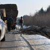 Wypadek na trasie Chełmżyca — Szczepkowo