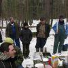 Winter Silm — podlodowe zawody wędkarskie (jezioro Silm, 26.02.2011)