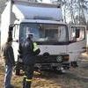 Wypadek na przejeździe kolejowym w Rakowicach