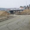 Zachodnia obwodnica Mrągowa - drogowcy wrócili po przerwie zimowej