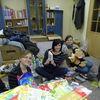 Fotki z poprzedniej akcji wolontariuszy w ZS im. C. K. Norwida