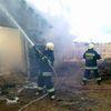 Różnowo, Pożar słomy w opuszczonym kurniku