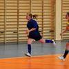 Dziewczyny grają w piłkę — Powiatowy Turniej Szkół Ponadgimnazjalnych powiatu iławskiego (Iława, 25.03.2011)