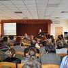 Spotkanie wójta z bezrobotnymi osobami z gminy Kurzętnik