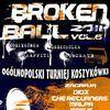 Prace konkursowe na plakat promujący Broken Ball vol. 6