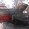Polonez spłonął w Bratianie