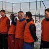 Turniej piłki nożnej w Kozłowie