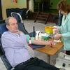 pobór krwi w Janowie