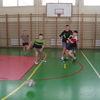 Turniej piłki halowej w Janowie