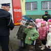 Szef zalewskiej Ochotniczej Straży Pożarnej czytał dzieciom