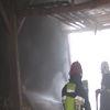 Pożar w Przytułach