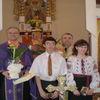 Wielki Piątek w cerkwi w Baniach Mazurskich