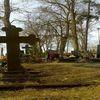 Ryn: Tyle zostało z ewangelickiego cmentarza