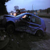 Wypadek w Bratianie, cztery osoby trafiły do szpitala