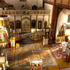 Lidzbark Warmiński: wystawa ikon w cerkwi