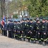 Przekazanie wozu strażackiego dla OSP Ruciane-Nida