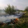 Turcz: Wypalanie traw