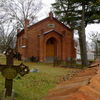 Galiny: poniemiecki cmentarz