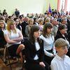 Nadanie i poświęcenie sztandaru gimnazjum nr 1