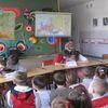 Biało-czerwone kanapki w szkole