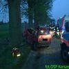 Zdjęcia z wypadku na trasie Sarkajmy - Głowbity