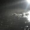 Bisztynek: zalana ulica Morcinka
